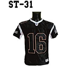 Camiseta Futbol Americano Negro NY FRIDAYS st/31 (S)