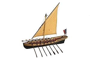 Disarmodel Le bucentaure, Bote del Almirante Villeneuve (020132)