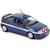 Norev NV517672 Renault Megane Coupe 2001 GENDARMERIE 1:43 MODELLINO Die Cast