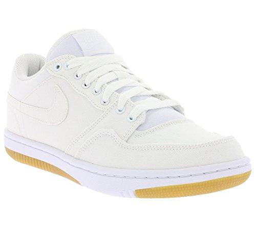 bianco Bassa Chiaro Ginnastica Scarpe Bianca Da Potenza white Blanco Off Uomo Gomma Nike Marrone Breve A UEnqwxZUPH