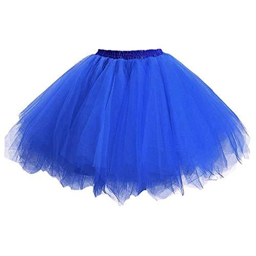 Allegorly Tüllrock Mädchen Kinder Ballett Röcke Tutu Rock Ballettrock Tütü für Party Mädchen Kostüm Ballettrock Tanzkleid Clubwear Classic 2-8 Jahre Tanzbekleidung