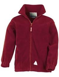 Result niños/jóvenes Active chaqueta de forro polar