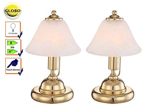 lot-de-2-lampes-de-table-classique-antique-laiton-avec-variateur-tactile-abat-jour-en-verre-albatre-