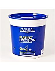 L'Oréal Professionnel Poudre Décolorante Compacte Platifiz Précision 500 g