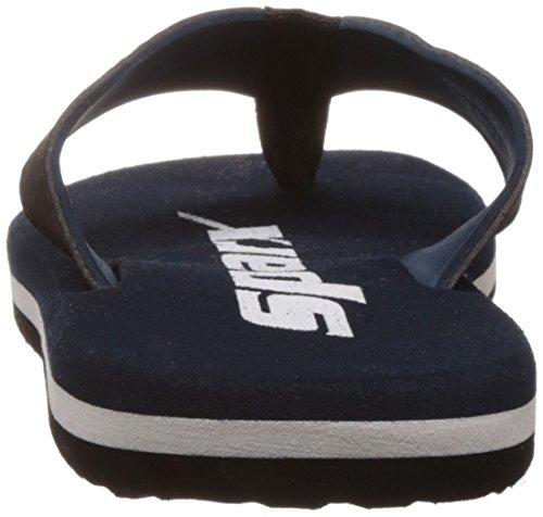 Sparx Men's Blue Flip-Flops and House Slippers - 8 UK/India(42 EU)(SFG-515)