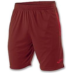 Joma Miami Bermuda Deporte de Tenis, Hombre, Rojo, S