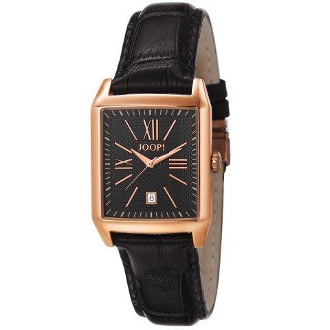 Joop! Herren-Armbanduhr Motion Analog Quarz Leder JP101101F06 (Motion Schmuck)