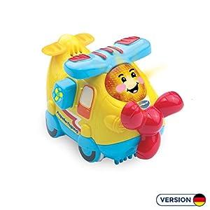 VTech Tut Tut Baby Flitzer 80-516904 vehículo de Juguete - Vehículos de Juguete (Azul, Rojo, Amarillo, Airship, De plástico, 1 año(s), 5 año(s), Niño/niña)