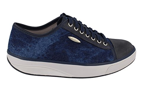 MBT Jambo 5 denim blue navy 700647 Damen Halbschuhe Sneaker blau Blau