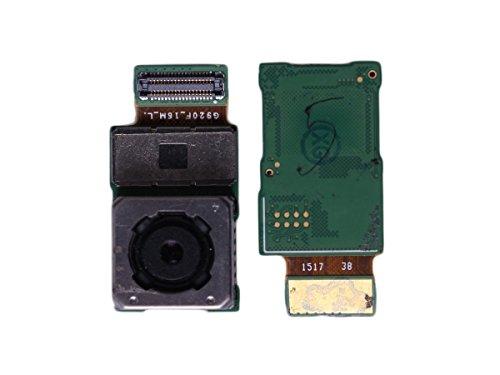 Premium Qualität Samsung Galaxy S6 Edge SM-G925F Haupt Kamera Hintere Kamera Back Camera Modul Rück Kamera Kamera Modul Flex Kabel Leitung Anschluss Stecker camera Hinten Rückseite