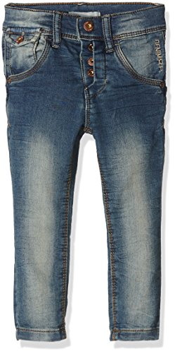 NAME IT Jungen Jeans Nitthor Slim/Xsl Dnm Pant Nmt Noos, Blau (Medium Blue Denim), 116