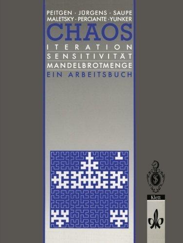 Mandelbrot-menge (Chaos: Iteration Sensitivit????t Mandelbrot-Menge Ein Arbeitsbuch (Chaos und Fraktale) (German Edition) by Heinz-Otto Peitgen (1995-05-30))