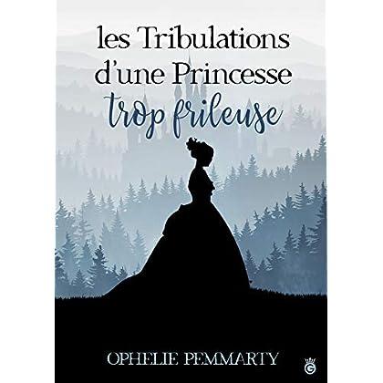 Les Tribulations d'une Princesse Trop Frileuse (VICKY)