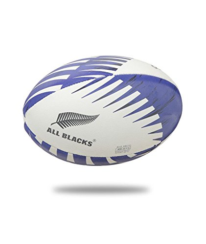 New Zealand All Blacks 2015/16 Graphic Rugby Training Ball - size 5 -