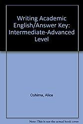 Writing Academic English/Answer Key