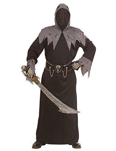 on Halloween-Kinderkostüm schwarz 146/158 (11-13 Jahre) (Waffe Xi Kostüm)