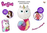 IMC Toys- POMSIES Luna Unicornio Juguete, Color Variado, Talla Unica (China 1)