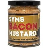 Syms Pantry Dijon Mustard With Real Bacon Relish - 280g (Dijon Mustard)