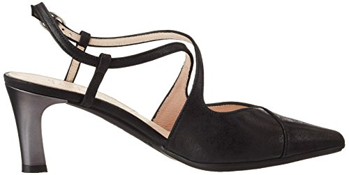 Hispanitas - Honey, Scarpe col tacco Donna Schwarz (MAGIC-V7 BLACK)
