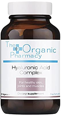 The Organic Pharmacy Hyaluronic Acid Complex 60 Caps by The Organic Pharmacy