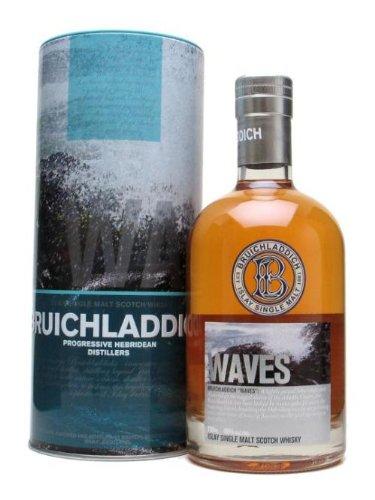 Bruichladdich Waves Islay Single Malt Scotch Whisky 46%