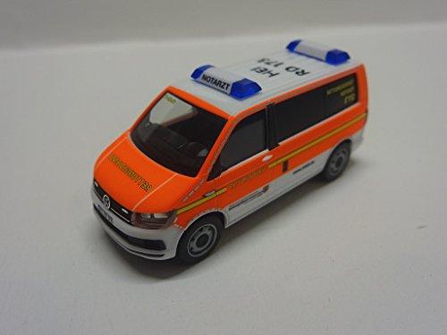 Preisvergleich Produktbild Herpa 927949 VW T6 NEF RKiSH Pinneberg Rettungswagen Sondermodell limitiert 1:87 Neu