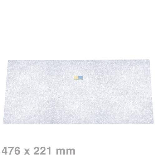 ORIGINAL Bauknecht Ignis Abdeckplatte Gemüsefach Gemüsefachabdeckung 478 x 223 Kühlschrank - 481946678102