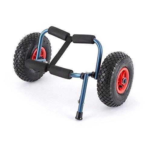DURAMAXX • Sea Mule BL • Carro de Transporte para Kayak • Acolchado •...