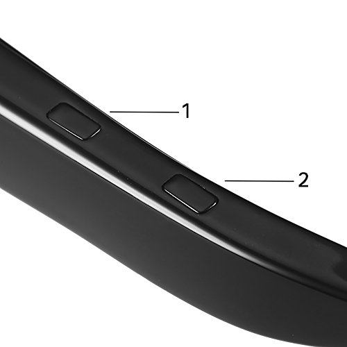 Flylinktech 2015 Fashion Brille Neueste Zwei-Tasten HD 1920  1080 Spion Kamera Glasses 1080P DV DVR versteckte Kamera Eyewear DVR Video Recorder Camcorder Sport DVR - 4