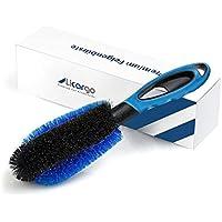 LICARGO® Premium Cepillo para Llantas para una Limpieza Suave y eficaz de Llantas Cepillo para Llantas Llantas de Aluminio - Cepillo para Limpieza de Llantas