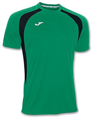 Joma Champion III Maglia Allenamento Uomo Multicolore (Verde/Nero)