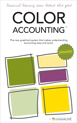 Color Accounting: The new graphical system that makes understanding accounting easy and quick book cover