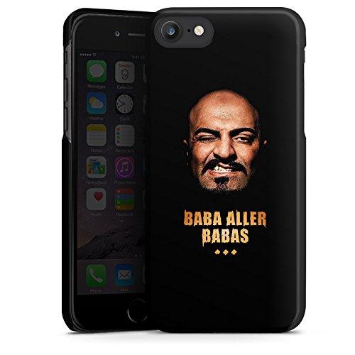 Apple iPhone X Silikon Hülle Case Schutzhülle Xatar Fanartikel Merchandise Baba aller Babas Hard Case schwarz