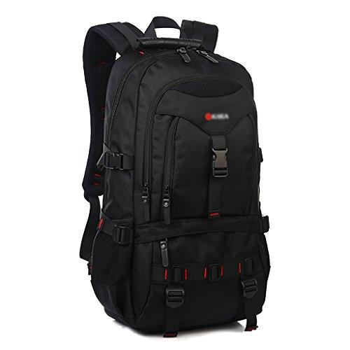 zaino trekking Outdoor Zaino Sport Alpinismo borsa tracolla borsa da viaggio di grande capienza Camouflage Bag zaino del computer Zaini da escursionismo ( Colore : D ) A