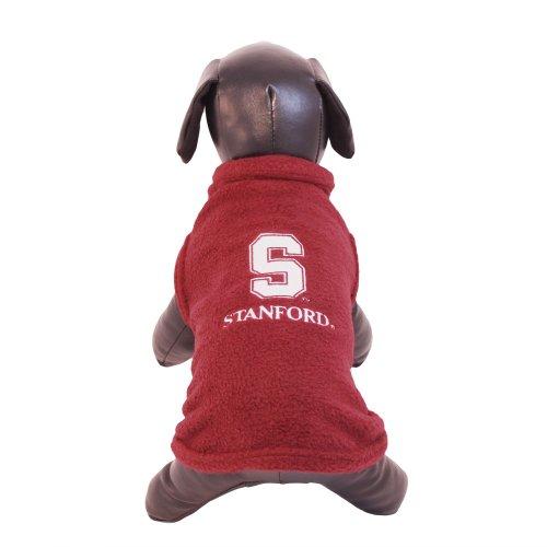 NCAA Stanford Cardinal Polar Fleece Hundepullover, Unisex-Erwachsene, Team Color, X-Large