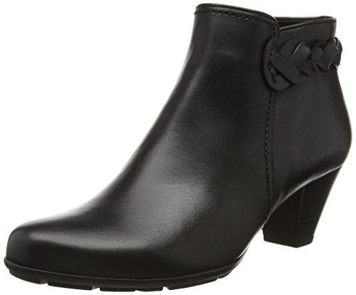 Gabor Shoes Basic, Stivaletti Donna, Nero (Schwarz 27), 40 EU