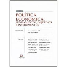 Política económica : Fundamentos, objetivos e instrumentos