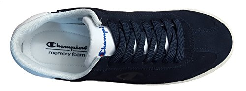 Champion Low Cut Shoe Venice Suede, Scarpe Running Uomo Blau