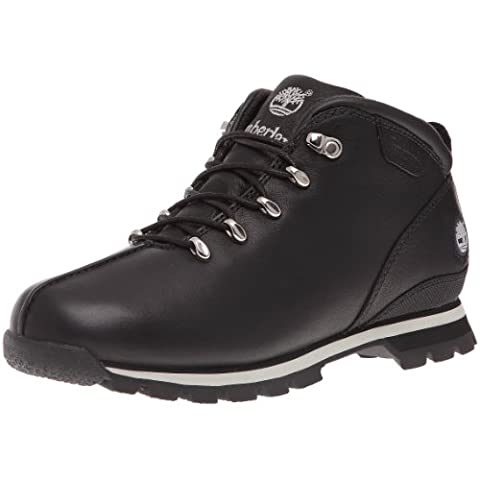 Timberland Splitrock, Chaussures montantes homme, Noir (Black Tumbled Fg With White), 41