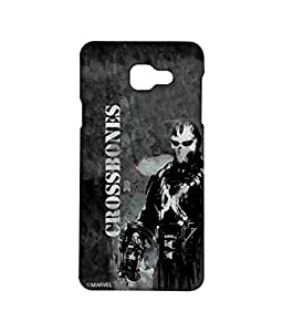 Block Print Company Greybones Phone Cover for Samsung A7 2016
