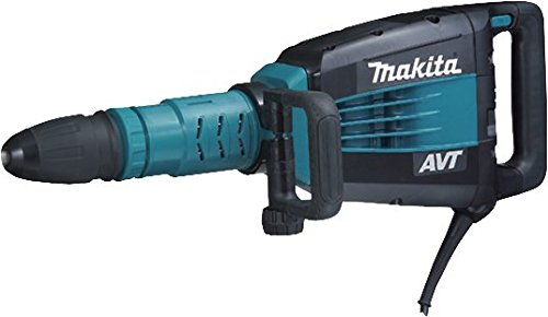 Makita HM1214C - Sds Max Demolition Hammer Avt 11,7 Kg 1500W Soft Start Idle Mode
