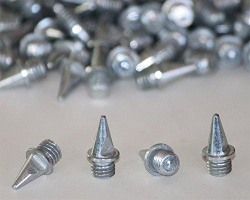 "Preisvergleich Produktbild Boje Sport Ersatznägel Spikes 9 mm,  3 / 8"",  pyramidenförmig,  100 Stück"
