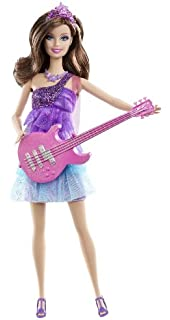 Barbie Princess Popstar Keira Microphone dp BRMCN