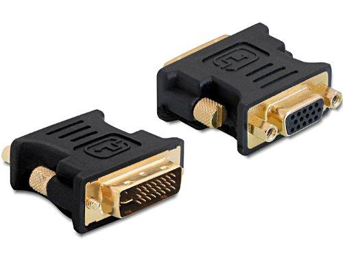 DeLOCK 65016 - Adaptador DVI-I a VGA