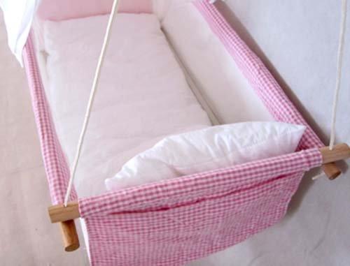 👶 baby schaukel hängewiege hängematte wiege stubenwagen komplett