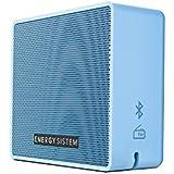 Energy Sistem Music Box 1+ V4.1 5 W Portable Bluetooth Speaker with Micro SD MP3 FM Radio Audio-in (Sky Blue)