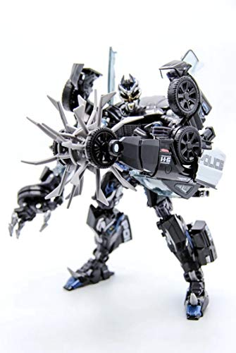 KO Version Transformer Masterpiece Movie Series MPM-05 Decepticons Barricade