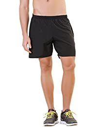 Men's Running Shorts Black XS