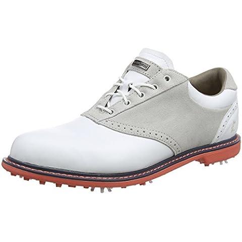 ADIVI|#Adidas Leucadia Tour, Zapatos de Golf para Hombre