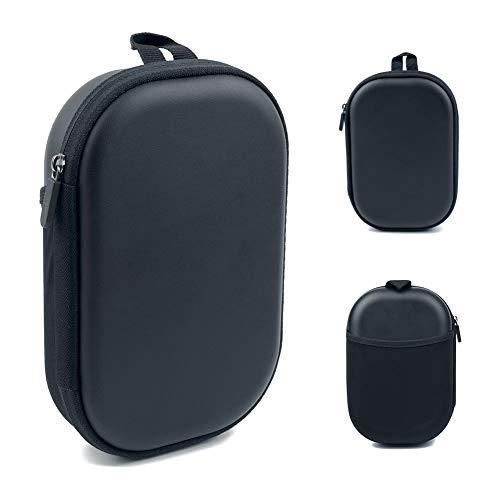 Di trasporto protettiva pelle con cerniera borsa da viaggio Bose Quiet comfort 3525QC35QC25cuffie cancellazione del rumore Bluetooth wireless.